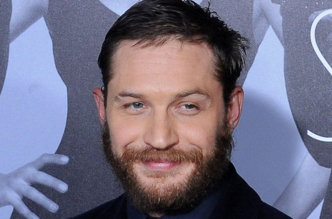 Actor Tom Hardy, a cast member in the motion picture romantic comedy This Means War, attends the premiere of the film at Grauman's Chinese Theatre in the Hollywood section of Los Angeles on February 8, 2012. UPI/Jim Ruymen