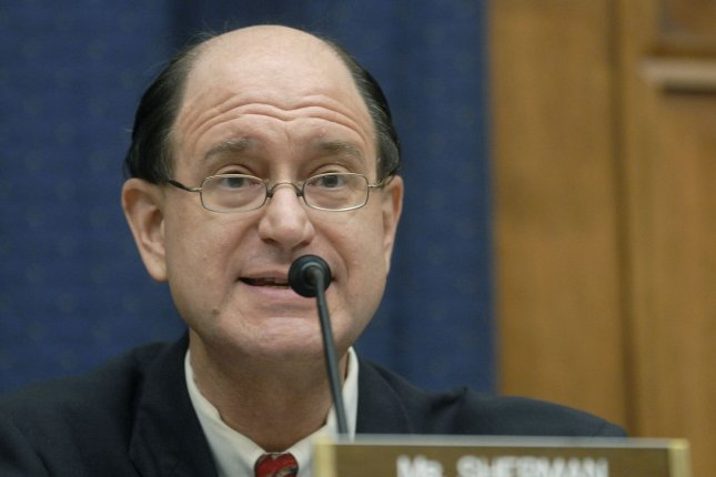 Rep. Brad Sherman introduces article of impeachment against Trump
