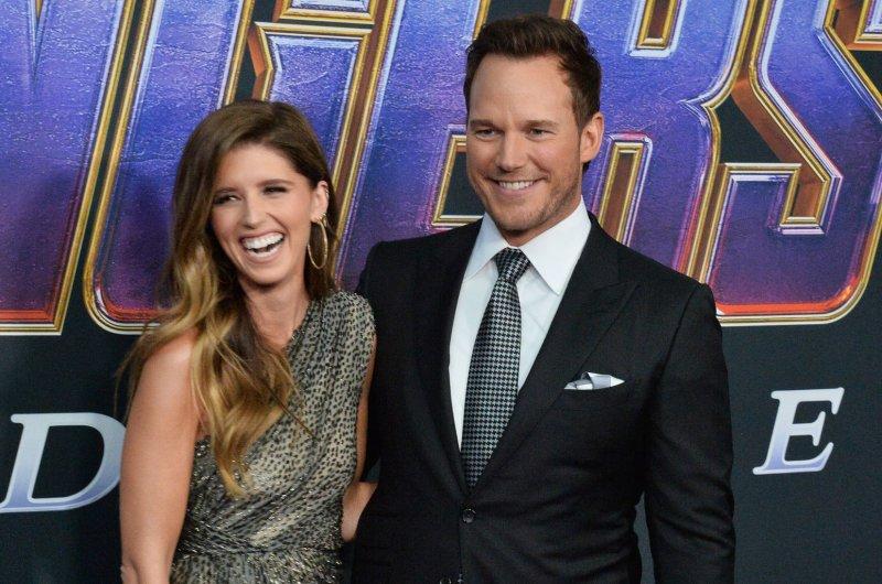 Actor Chris Pratt reportedly married author Katherine Schwarzenegger on Saturday. File Photo by Jim Ruymen/UPI