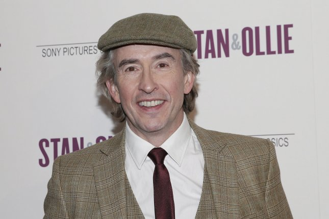 Steve Coogan is teaming up with Sarah Solemani for comedy-drama Chivalry. File Photo by John Angelillo/UPI