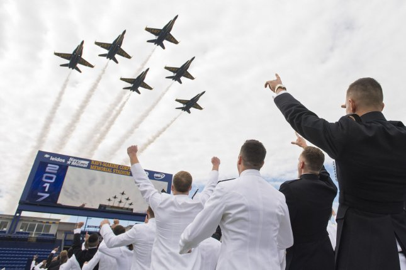 Trump to nominate Marine veteran Richard Spencer for Navy secretary