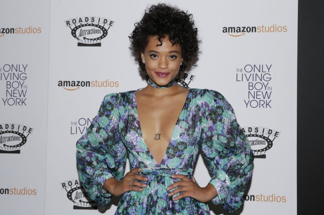 Kiersey Clemons arrives on the red carpet at The Only Living Boy in New York premiere on August 7 in New York City. The actress will be seen in Flatliners later this month. File Photo by John Angelillo/UPI