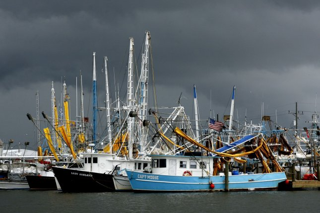 Larger more frequent storms threaten fishermen and fisheries around the world, study finds. Photo by UPI/A.J. Sisco