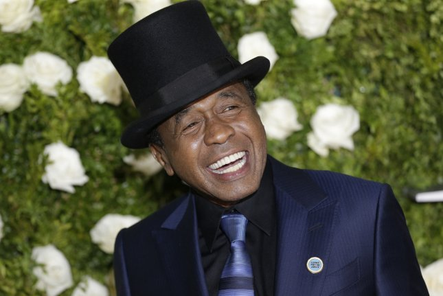 Ben Vereen arrives on the red carpet at the 71st Annual Tony Awards at Radio City Music Hall on June 11, 2017, in New York City. The actor turns 75 on October 10. File Photo by John Angelillo/UPI