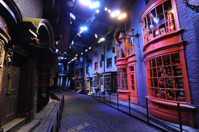 The Making Of Harry Potter Studio Tour Is Part Package At Georgian House Hotel Upi Rune Hellestad License Photo