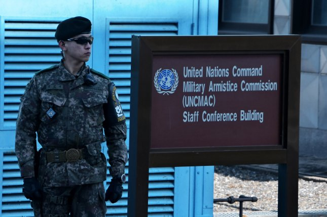 Korea hold talks at DMZ village