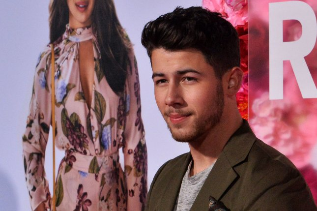 Nick Jonas and the Jonas Brothers will release their first album in 10 years June 7. File Photo by Jim Ruymen/UPI