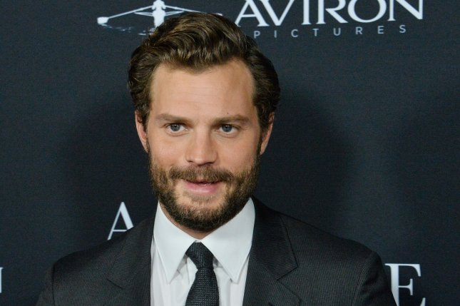 Jamie Dornan will star in John Patrick Shanley's new movie Wild Mountain Thyme. File Photo by Jim Ruymen/UPI