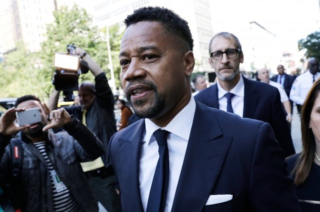 American actor Cuba Gooding Jr. has been accused of six misdemeanor sexual abuse charges by three people. Photo by Peter Foley/UPI