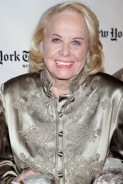 Liz Smith arrives for the 18th Annual Gotham Independent Film Awards at Cipriani Wall Street in New York on December 2, 2008. (UPI Photo/Laura Cavanaugh)