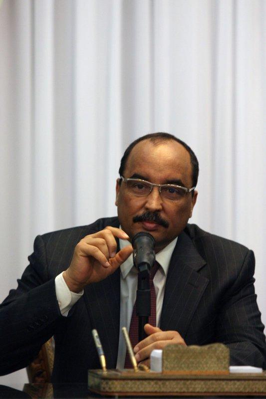 African Union President Mohamed Ould Abdel Aziz UPI/Maryam Rahmanian