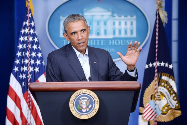 U.S. President Barack Obama has authorized surveillance flights over Syria possibly as a precursor to military action. (UPI/Olivier Douliery/Pool)