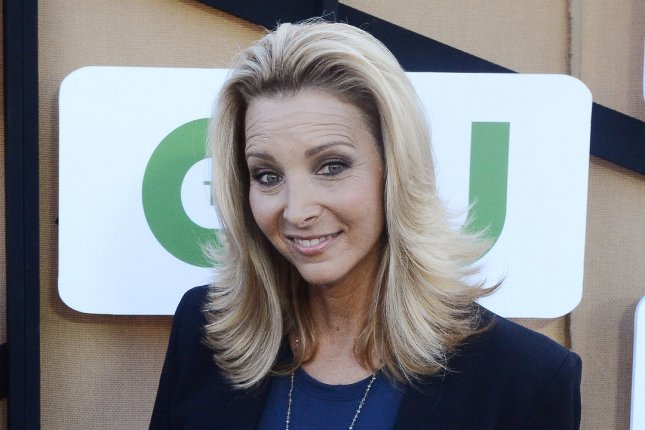 Actress Lisa Kudrow weighed in on the recent Sony hack during a visit to HuffPost Live on Dec. 12. UPI/Jim Ruymen