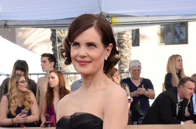 Downton Abbey icon Elizabeth McGovern arrives for the the 23rd annual SAG Awards on January 29. The actress is to star in the Broadway revival of Time and the Conways this fall. File Photo by Jim Ruymen/UPI