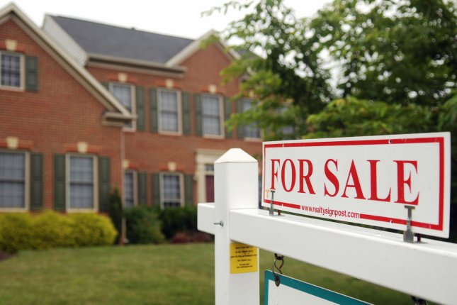 Existing-home sales fell 9.7 percent in May from April. Photo by Alexis C. Glenn/UPI