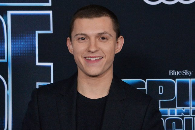 Tom Holland will star in an upcoming adaption of The Devil All the Time. File Photo by Jim Ruymen/UPI