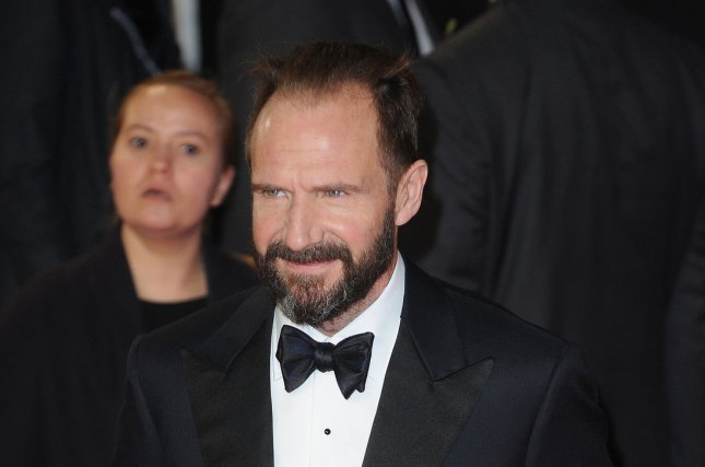 Ralph Fiennes is returning to the London stage this month in the one-man play, Beat the Devil. File Photo by Paul Treadway/UPI
