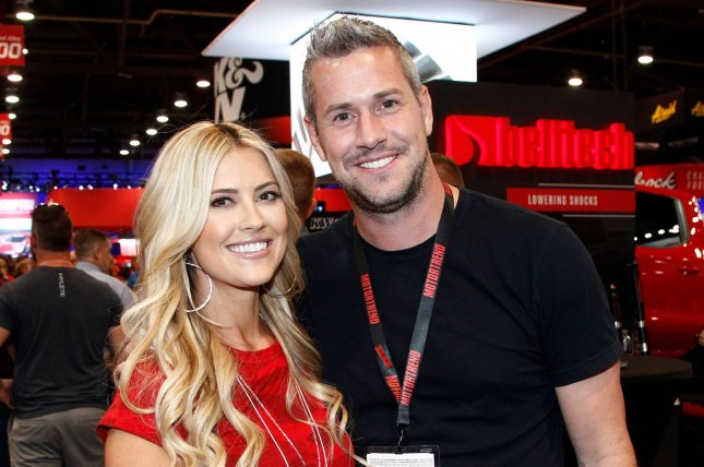 Christina Anstead and Ant Anstead are sharing their feelings about their breakup on Instagram this weekend. File Photo by James Atoa/UPI