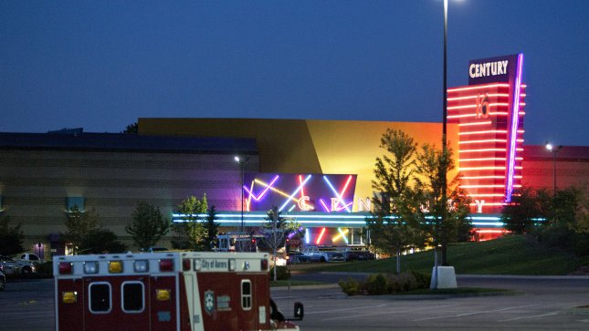 14 movie goers were shot and killed with up to 50 more people injured at the Century 16 movie theaters at the Aurora Mall in Aurora, Colorado on July 20, 2012. The victims were attending a midnight premiere of the new Batman movie. UPI/Gary C. Caskey