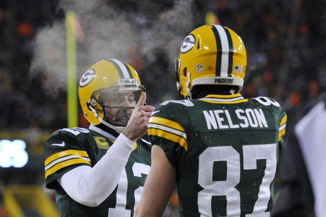 on sale 3ba1f 97a43 Green Bay Packers' Aaron Rodgers, Jordy Nelson might not ...