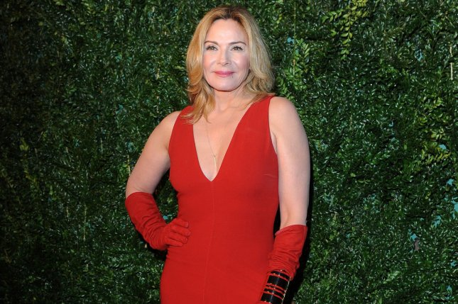 English-Canadian actress Kim Cattrall attends the London Evening Standard Theatre Awards in London on November 30, 2014. Cattrall can be seen in the critically acclaimed, TV movie The Witness for the Prosecution, now streaming on Acorn TV. File Photo by Paul Treadway/UPI