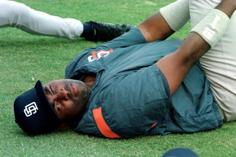 San Diego Padres legend Tony Gwynn. File photo by Bill Greenblatt/UPI