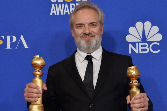 1917, directed and co-written by Sam Mendes, has been nominated for a Writers Guild Award along with Joker. Photo by Jim Ruymen/UPI
