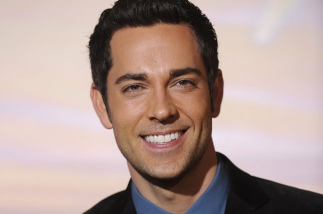 Cast member Zachary Levi attends the premiere of the animated film Tangled in Los Angeles in 2010. File Photo by Phil McCarten/UPI