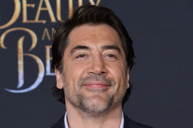 Javier Bardem attends the Los Angeles premiere of Beauty and the Beast on March 2. The actor plays Captain Salazar in Pirates of the Caribbean: Dead Men Tell No Tales. File Photo by Jim Ruymen/UPI