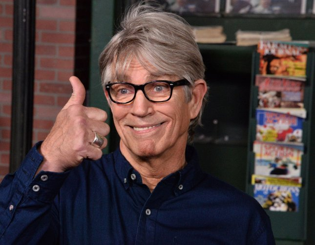 Eric Roberts' new movie Inside the Rain is now available on VOD. File Photo by Jim Ruymen/UPI