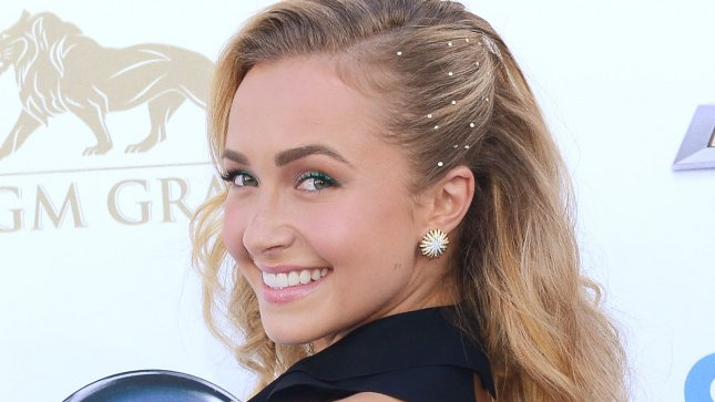 Actress Hayden Panettiere arrives at the 2013 Billboard Music Awards held at the MGM Hotel in Las Vegas, Nevada on May 19, 2013. UPI/Jim Ruymen