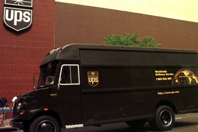 Shipping and logistics company UPS said Monday it plans to hire 100,000 season workers for the holiday rush in November and December, 5,000 more than it hired last year. File Photo by Ezio Petersen/UPI