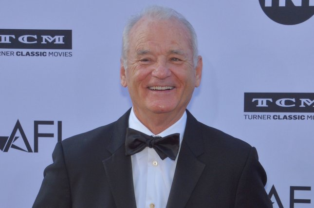 Bill Murray will star in the movie On the Rocks from director Sofia Coppola. File Photo by Jim Ruymen/UPI