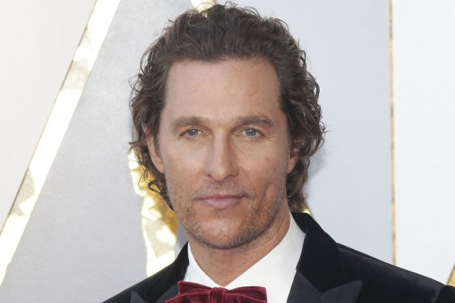 Matthew McConaughey will voice Hank in the upcoming Hank the Cowdog podcast series. File Photo by John Angelillo/UPI