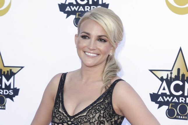 Jamie Lynn Spears shared a new family photo on Instagram this weekend. File Photo by John Angelillo/UPI