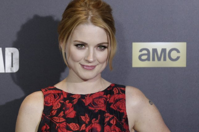 Alexandra Breckenridge is to star in Netflix's 10-part adaptation of Robyn Carr's Virgin River novels. File Photo by John Angelillo/UPI