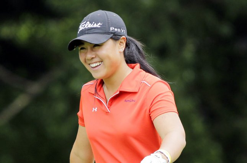 Kang goes bogey-free to grab early lead at KPMG Women's PGA