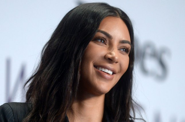 Lines of cocaine? No, says Kim Kardashian, it's just the table design