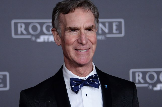 Bill Nye: Science Guy is among the 170 documentaries submitted for Oscar nomination consideration in 2018. File Photo by Jim Ruymen/UPI