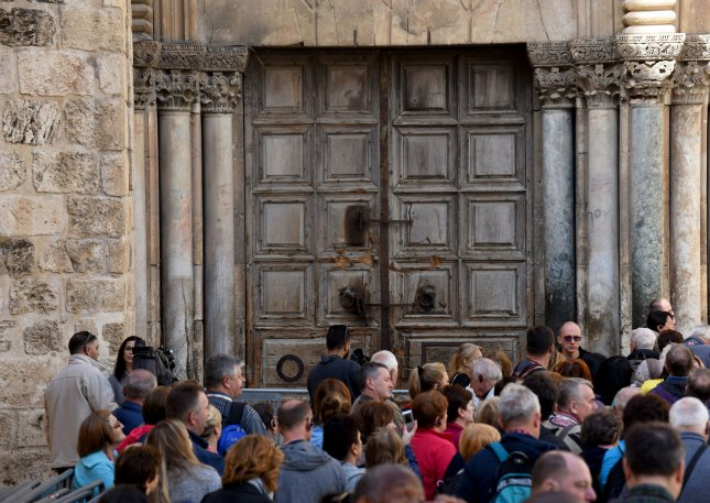 Jew Detector: Israel's Holy Sepulchre Church Closes In Protest Of