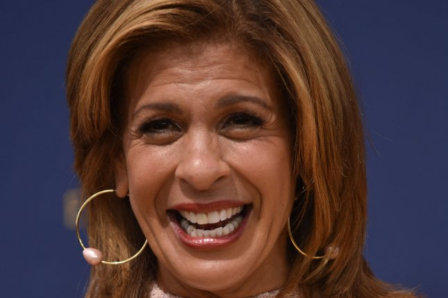 TV personality Hoda Kotb is set to host a New Year's Eve special for NBC. File Photo by Christine Chew/UPI