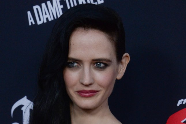 Eva Green in an August 2014 UPI file photo.