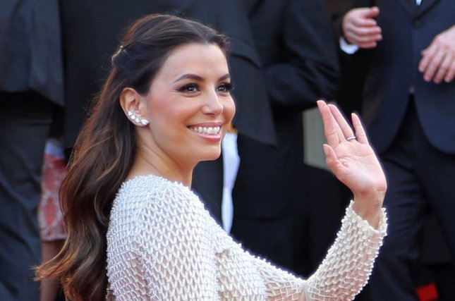 Eva Longoria attends the Cannes International Film Festival screening of Café Society on May 11, 2016. The actress will star in the new Fox pilot Type-A. File Photo by David Silpa/UPI