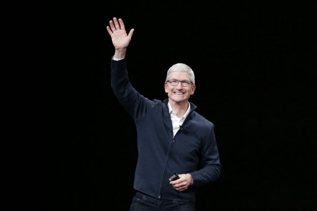 Apple has been trying to break into the television and the video content business since Tim Cook became CEO in 2011. File Photo by John Angelillo/UPI