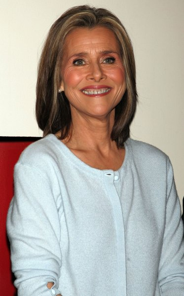 Meredith Vieira attends the 14th Annual Kids' Night on Broadway Fan Festival at Madame Tussauds in New York on February 2, 2010. UPI /Laura Cavanaugh