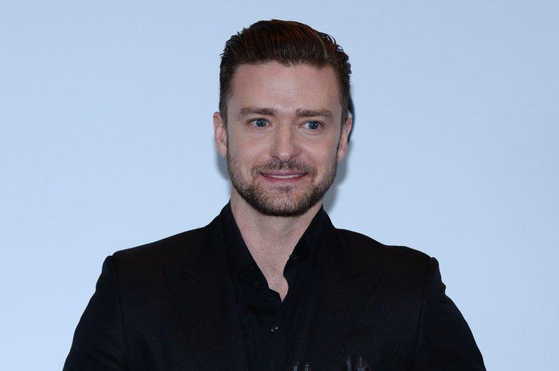 Justin Timberlake in a January 2014 UPI file photo.