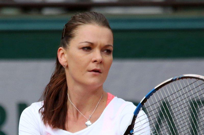 Agnieszka Radwanska. Photo by David Silpa/UPI