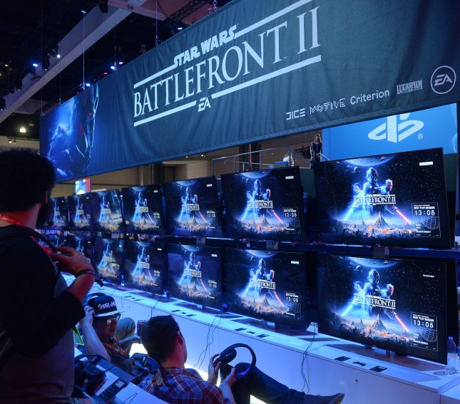 Star Wars Battlefront II E3 Gameplay Trailer Features Epic Battle For Naboo