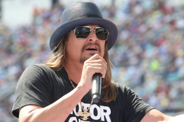 Kid Rock appeared on The Howard Stern Show Tuesday, where he announced he is not running for Senate in Michigan. File Photo by Ed Locke/UPI