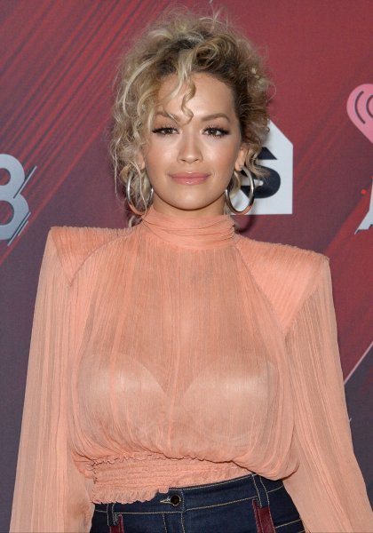 Rita Ora has released a new song that features Cardi B, Charli XCX and BeBe Rexha. File Photo by Jim Ruymen/UPI